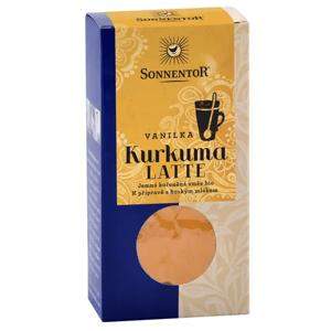 Sonnentor Kurkuma Latte - vanilka, 60 g