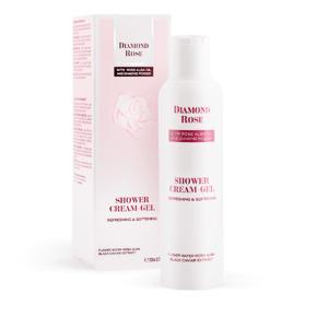 Diamond Rose - Povzbuzující sprchový gel, 200 ml