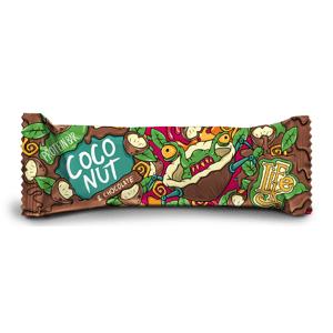 LifeLike - Protein Bar - Proteinová tyčinka Coconut & Chocolate, 50g