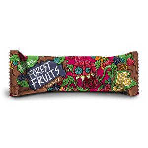 LifeLike - Protein Bar - Proteinová tyčinka Forest Fruit & Chocolate, 50g