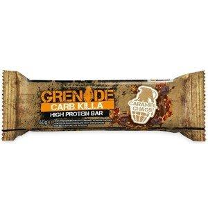 Grenade Carb Killa karamel, 60 g Expirace 5/2021