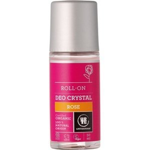 URTEKRAM, Deodorant roll on Růže 50ml BIO