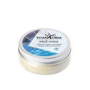 Soaphoria Přírodní krémový deodorant, 50 ml