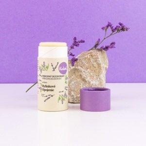 Kvitok tuhý dezodorant unisex - Bylinkové opojenie, 42 ml