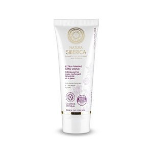 Natura Siberica Natural & Organic, MINI, Extra zpevňující krém na ruce, 30 ml