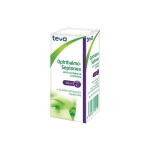 OPHTHALMO-SEPTONEX roztok, 10 ml