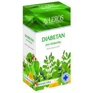 LEROS DIABETAN 1×100 g, čaj