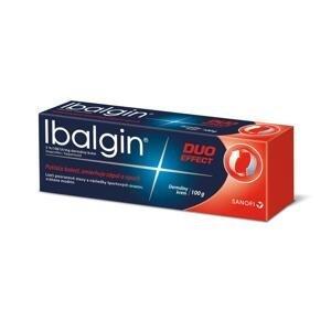 Ibalgin DUO EFFECT dermálny krém 1x100 g
