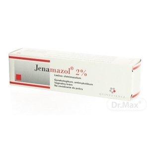 JENAMAZOL 2% krém, 20 g