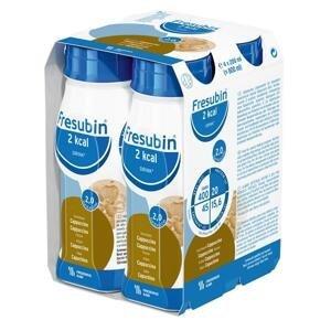 Fresubin 2 kcal DRINK príchuť kapučíno (2,0 kcal/ml), 1x200 ml