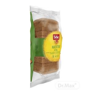 Schär maestro vital chlieb bezgluténový kysnutý viaczrnný krájaný 350 g