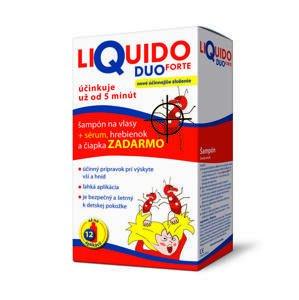 Simply You LiQuido Duo Forte šampón na vši 200 ml + sérum 125 ml darčeková sada