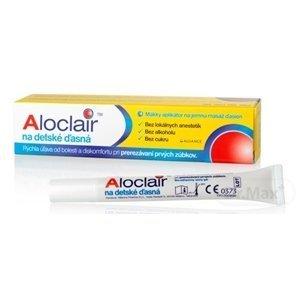 Aloclair gel na detské dásně 10 g