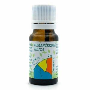 HANUS Rumančeková silica 1×2 ml, olej