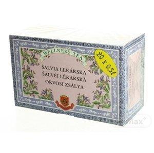 Herbex ŠALVIA LEKÁRSKA bylinný čaj 20 x 3 g