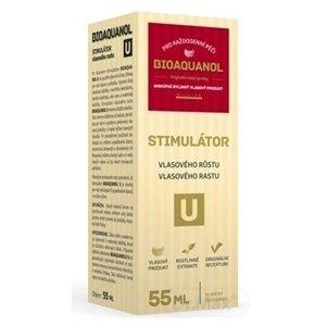 Bioaquanol U regulátor vlasového růstu 55 ml