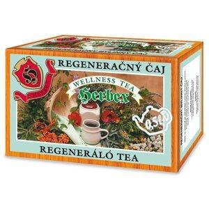 Herbex Regenerační čaj játra žlučník 20 x 3 g