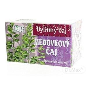 FYTO MEDOVKOVÝ ČAJ 20×1 g, bylinný čaj