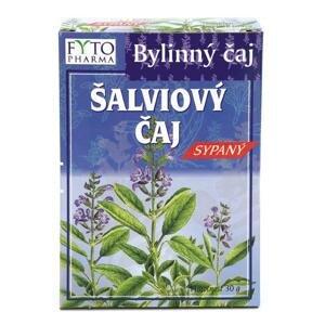 Fyto ŠALVIOVÝ čaj SYPANÝ 1 x 30 g