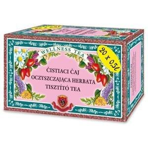 HERBEX ČAJ ČISTIACI ĽADVINY 20×3 g, bylinný čaj