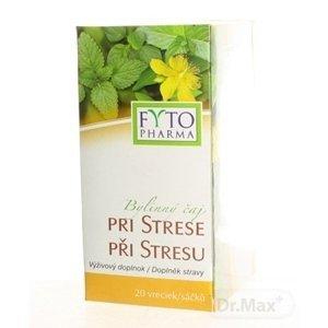 FYTO Bylinný čaj PRI STRESE 20×1 g, bylinný čaj