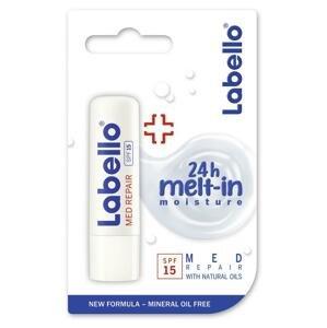 Labello MED REPAIR SPF 15 4×8 g, balzam na pery