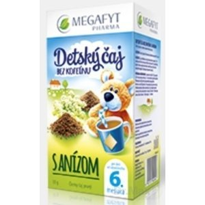 Megafyt bez kofeinu a s anýzem 20 x 1,75 g