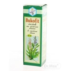 Calendula Bukofit roztok 1 x 25 ml