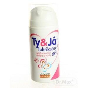 Dr. Müller TY&JÁ LUBRIKAČNÝ GÉL parfumovaný vôňou jahody 1x100 ml