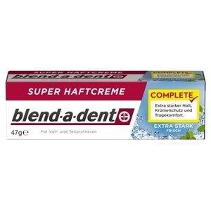 blend-a-dent EXTRA STARK FRISH complete 14×7 g, super fixačný dentálny krém
