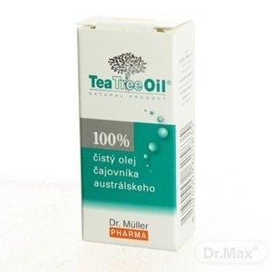 Tea Tree oil 100% čistý olej 10 ml