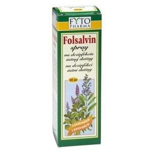 Fyto Folsalvin Spray Aer Ora 30 ml