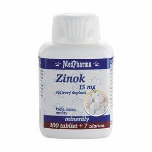 MedPharma Zinok 15 mg 107 tabliet