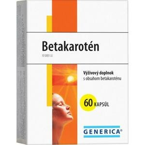 Generica Betakaroten 60 kapsúl