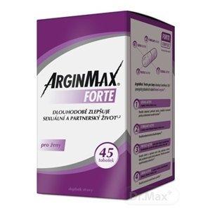 Arginmax Forte pro ženy 45 tbl