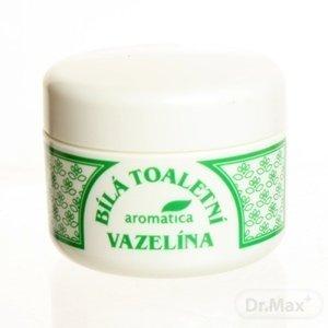 Aromatica BIELA TOALETNA VAZELINA S VIT. E 1×100 ml, vhodná aj pre alergikov