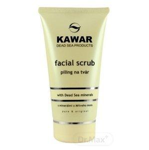 Kawar Peeling na tvár s minerálmi z Mŕtveho mora 150ml 1x150 ml