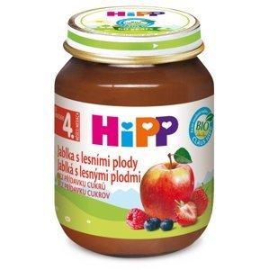 HiPP Jablká a lesných plodov 125 g