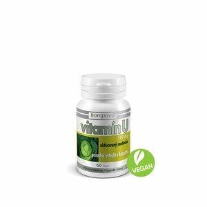 Kompava Vitamín U 500 mg 60 kapsúl