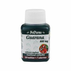 MedPharma Guarana 800 mg 37 tabliet