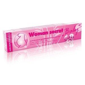 Woman secret BABY- tehotenský test Prúžok 2v1