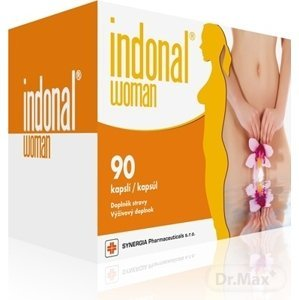 Synergia Indonal Forte 90 cps.