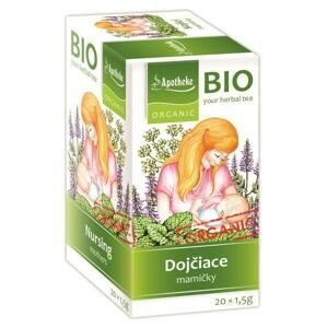 Apotheke Bio selection byl. čaj pre dojčiace matky 20 x 1,5 g
