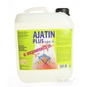 Ajatin Plus roztok 10% 5000 ml