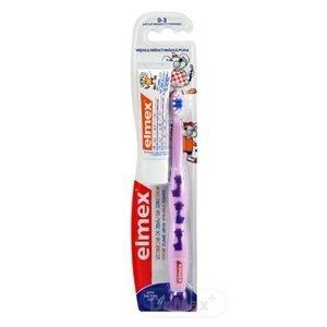 Elmex cvičný zubná kefka pre deti od 0-3 rokov