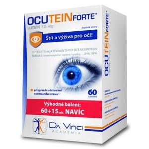 Ocutein Forte Lutein Da Vinci Academia 60+15 kapsúl