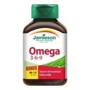 Jamieson Omega 3-6-9 1200 mg 100 kapsúl