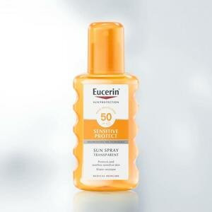 Eucerin Sun transparentný spray SPF50 200 ml