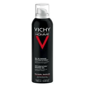 Vichy gél na holenie na citlivú alebo problematickú pokožku Anti-Irritation Shaving Gel 150 ml