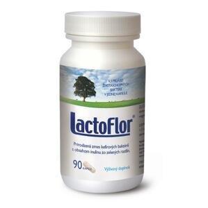 LactoFlor Bioplus 90 kapsúl